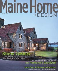 maine home and design feature on bath in wood wooden bathtubs